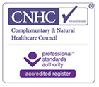 CNHC logo - Complementary & Natural Healthcare Council