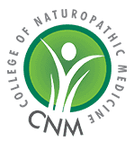 College of Naturopathic Medicine - CNM - logo