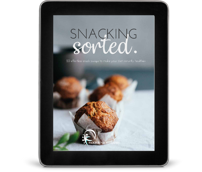 Moonbeam Therapies and Training - Snacking ebook